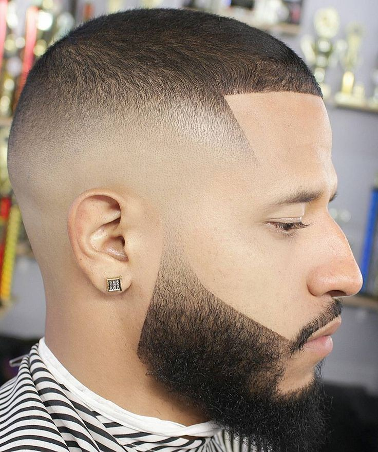 Low cut hairstyles for Nigerian men