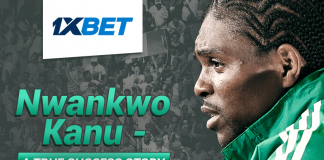 Kanu - Nigerian legend