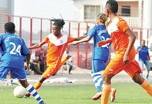 Women football in Nigeria