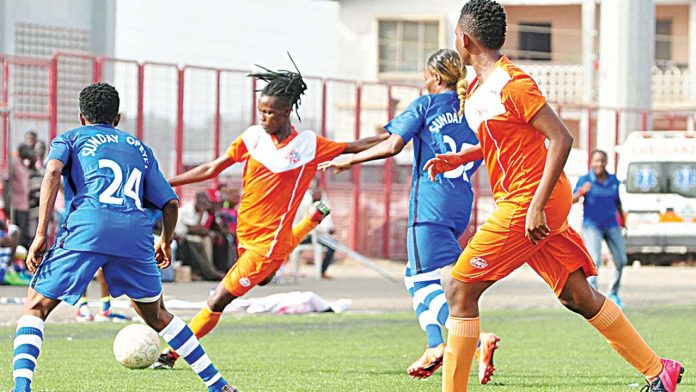 Women football in Nigeria