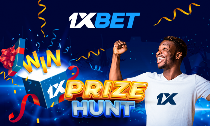 1xbet Prize_Hunt_winner