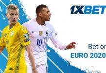 Euro 2020 game 1xbet
