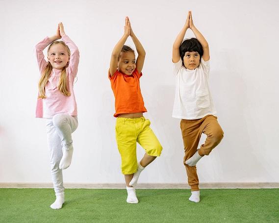 Yoga post